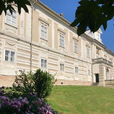 Schloss Rohrau June 2021