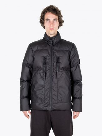 Stone Island Shadow Project 40504 Down Jacket Black 1