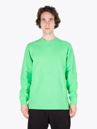 Stone Island Shadow Project 60106 Invert Crewneck Sweatshirt Green 1