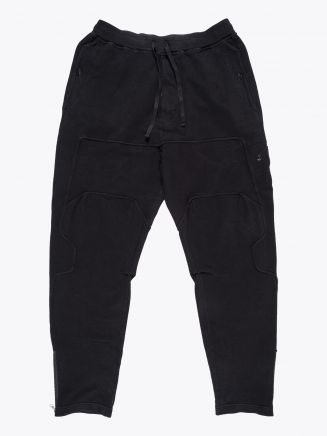 Stone Island Shadow Project 30407 Compact Sweatpants Black