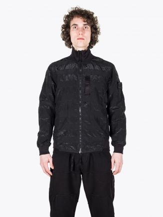 Stone Island Shadow Project 40701 Track Jacket Black 1