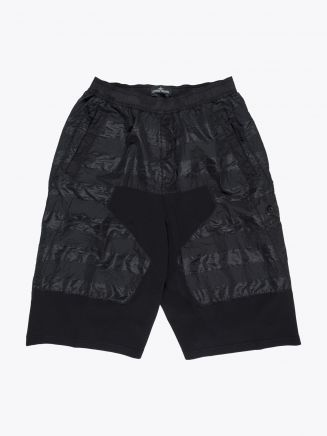 Stone Island Shadow Project L0201 Bermuda Shorts Black 1