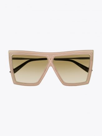 Christian Roth Ventriloquist Sunglasses Gold Mirror - Gold 1