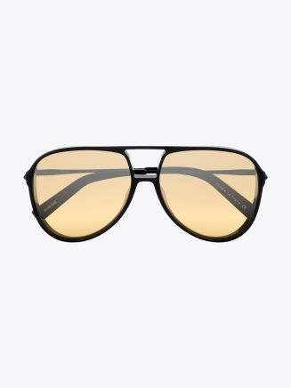 Christian Roth Armer ­Sunglasses Black - Matte Black 1