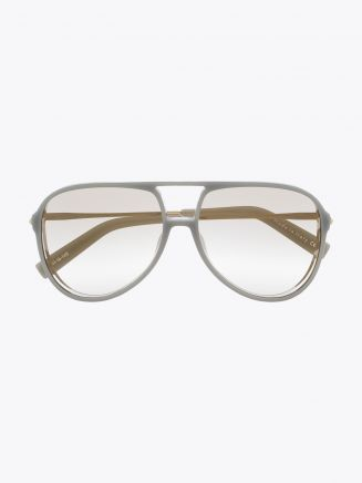 Christian Roth Armer ­Sunglasses Crystal Grey Beige - Gold 1