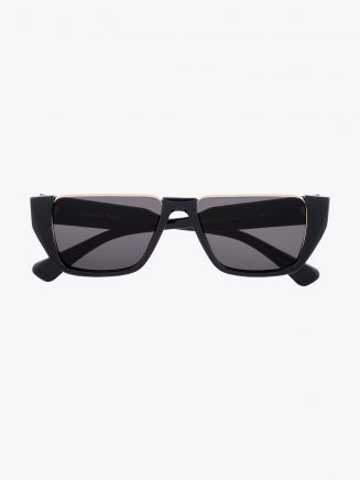 Christian Roth CR-401 Sunglasses Black / Gold 1