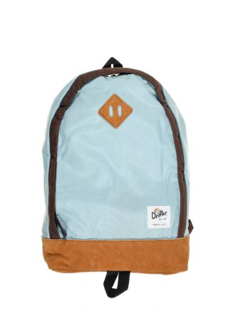 Drifter Back Country Pack Pastel Blue Coffee