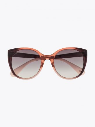 Gucci Cat-Eye Sunglasses Red / Violet 1