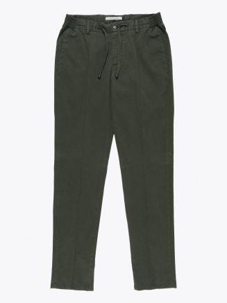 Giab's Archivio Masaccio Cotton Pants Military Green 1