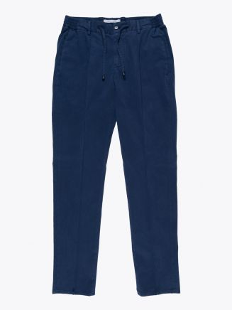 Giab's Archivio Masaccio Cotton Pants Navy Blue 1