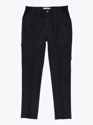 Giab's Archivio Masaccio Wool Pants Black 1