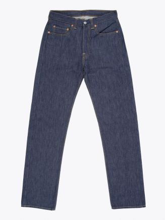 Levi's Vintage Clothing 1966 501 Jeans Rigid Full View Front