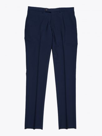 Maurizio Miri Arold Wool Suit Trousers Blue 1