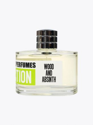 Mark Buxton Perfumes Eau de Parfum Wood and Absinth Front