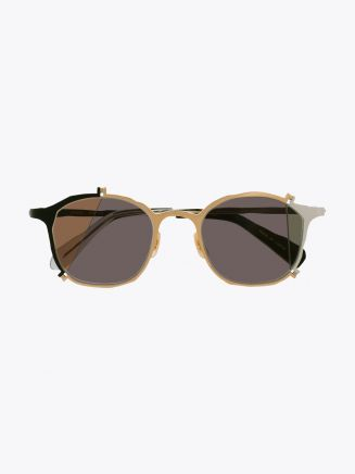 Masahiromaruyama | Sunglasses MM 0024 No.2 Havana A / Brown Frame Front