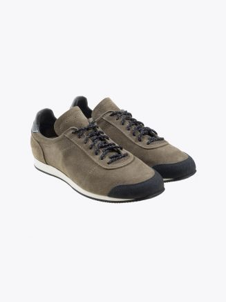 Pedaled Bike Shoes Truffle Front Three-quarters
