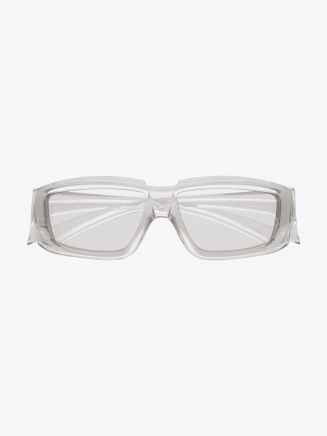 Rick Owens Larry Rick Optical Glasses Crystal / Clear 1
