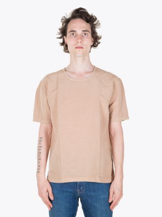 Salvatore Piccolo T-Shirt Brown Full View