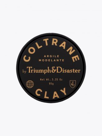 Coltrane Clay - Triumph & Disaster front view