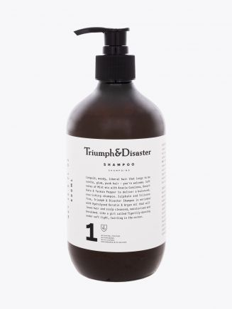 Shampoo - Triumph & Disaster front view