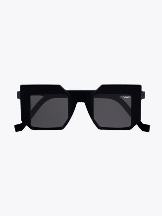Vava Black Label 0010 Sunglasses Black Matte 1