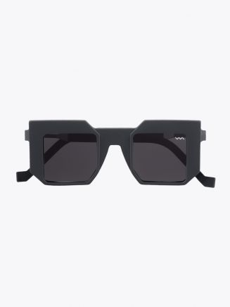 Vava Black Label 0010 Sunglasses Dark Grey Matte 1