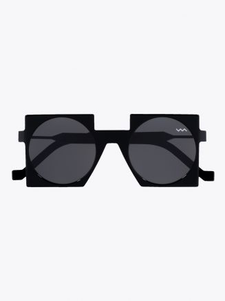 Vava | Juan Atkins 0001 Sunglasses Black 1