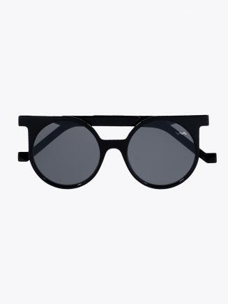 Vava White Label 0001 Sunglasses Black 1