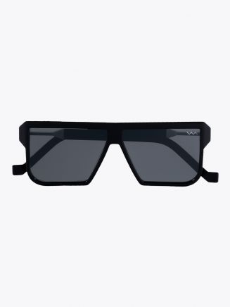 Vava White Label 0003 Sunglasses Black 1