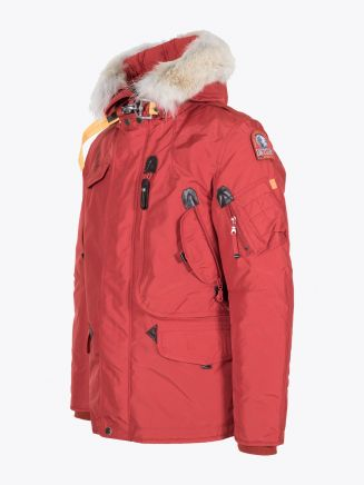 Parajumpers MA03 Masterpiece Right Hand Base Man Parka Jacket Chili