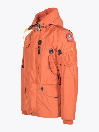 Parajumpers MB03 Masterpiece Right Hand Base Man Parka Jacket Lobster
