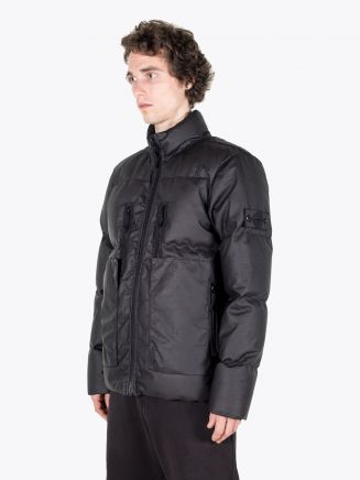 Stone Island Shadow Project 40504 Down Jacket Black