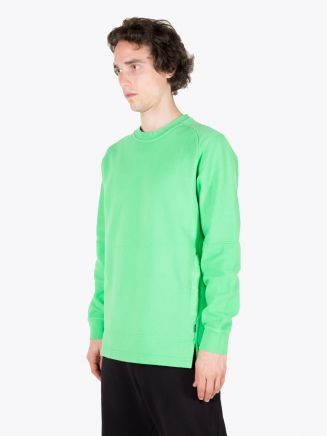 Stone Island Shadow Project 60106 Invert Crewneck Sweatshirt Green