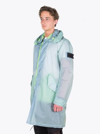 Stone Island Shadow Project 70105 Fishtail Parka Green