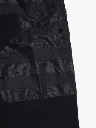 Stone Island Shadow Project L0201 Bermuda Shorts Black