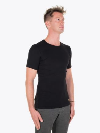 Armor-Lux T-shirt Heritage Black