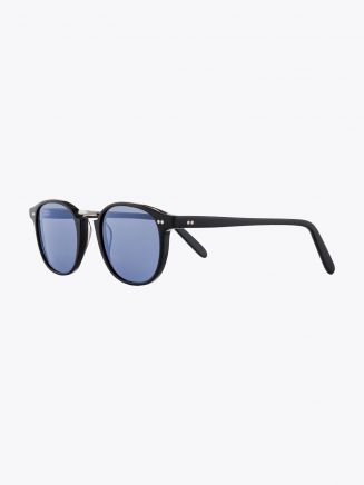 Cutler and Gross 1007 Sunglasses Black