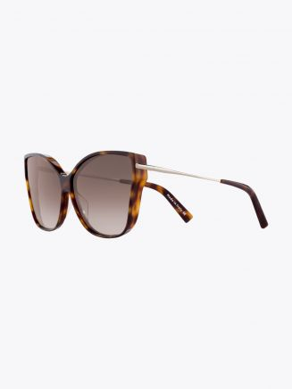 Christian Roth Tripale Sunglasses Tortoise - Silver