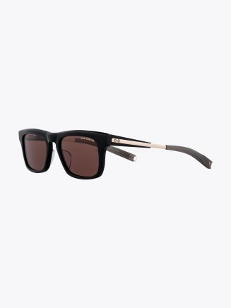 Dita-Lancier LSA-700 Rectangle Sunglasses Black
