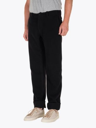 GBS trousers Alex Wool and Polyester Black