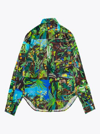 G.Kero Super Jungle Cotton Shirt
