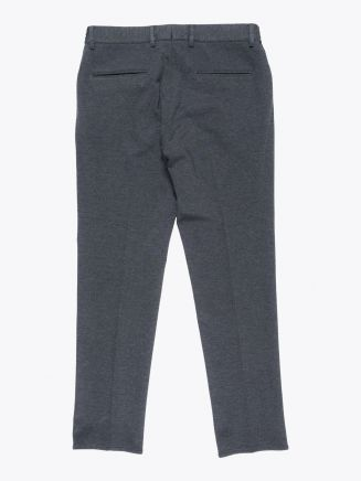 Giab's Archivio Masaccio Slim-Fit Stretch Viscose / Nylon Drawstring Trousers Grey