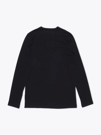 Jupe By Jackie Yaholo Long Sleeve T-shirt Black