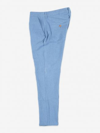 Levi's Made & Crafted Slim Chino Indigo Waffle Female