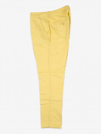 Levi's Made & Crafted Slim Chino Ochre Female