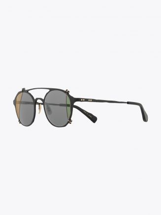 Masahiromaruyama Broken MM-0027 No.2 Sunglasses Black