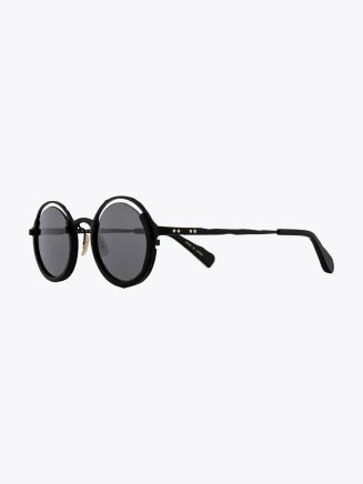 Masahiromaruyama Monocle MM-0053 No.1 Sunglasses Black / Black