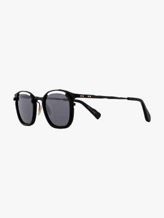 Masahiromaruyama Monocle MM-0057 No.1 Sunglasses Black / Black