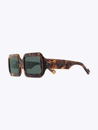 Pawaka Dualima 25 Square-Frame Sunglasses Dawn
