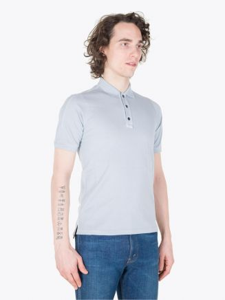 Stone Island Shadow Project 20616 Polo Shirt Grey